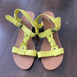 Old Navy wedge sandals